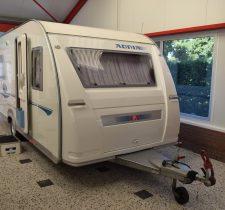 Adiva 502 up Mooie ruime caravan