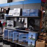 Kampeerwinkel the hap in Voorthuizen uitgebreid assortiment voor campers caravans tenten en stacaravans (19)