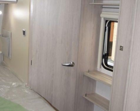 Sterckeman Comfort 400 CP mooie complete caravan