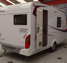Comfort 400 CP mooie complete caravan