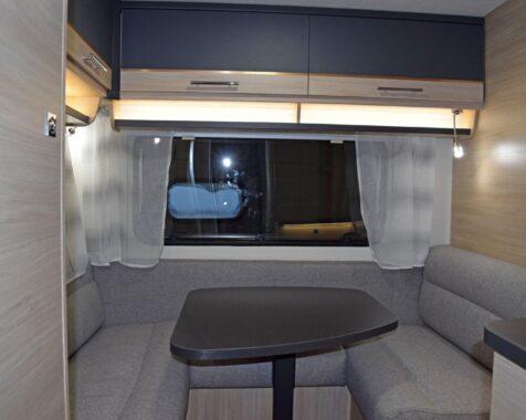 Sterckeman Graphite 430 CP Licht gewicht en vol luxe