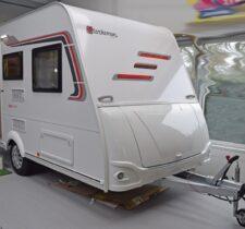 Easy 390 CP Licht gewicht caravan