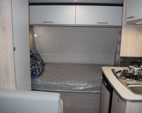 Sterckeman Easy 390 CP Licht gewicht caravan