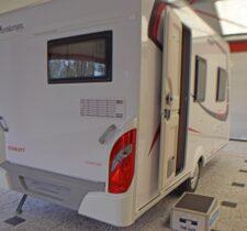 Starlett Comfort 420 CP licht gewicht caravan